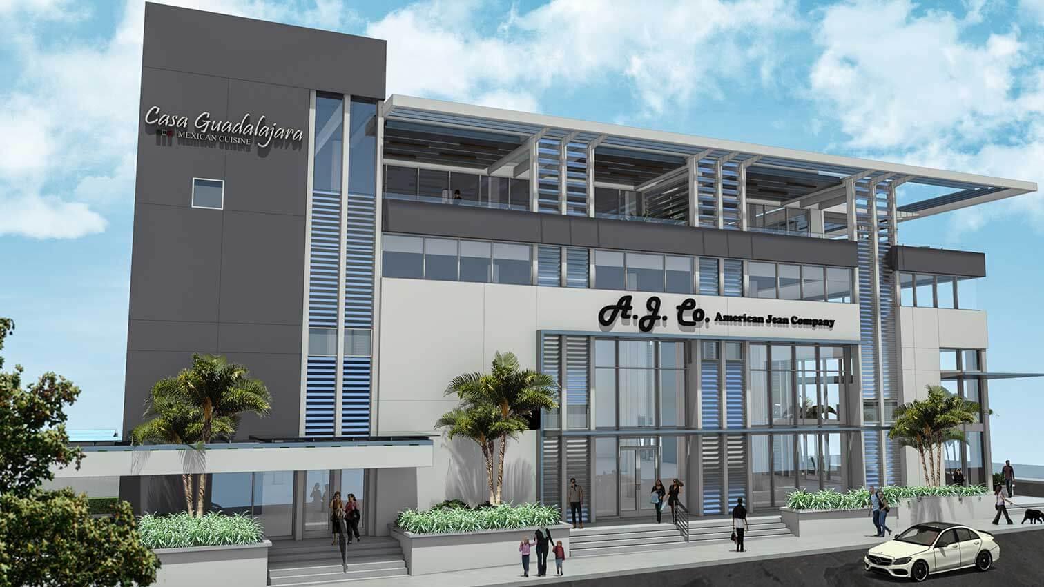 Brickell Gateway Retail