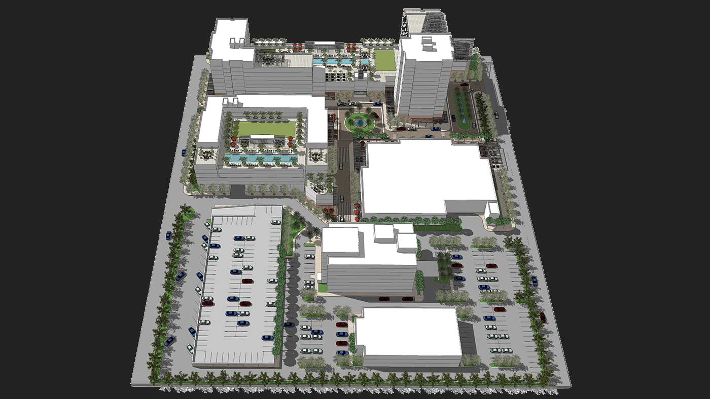 Tampa Westshore Development