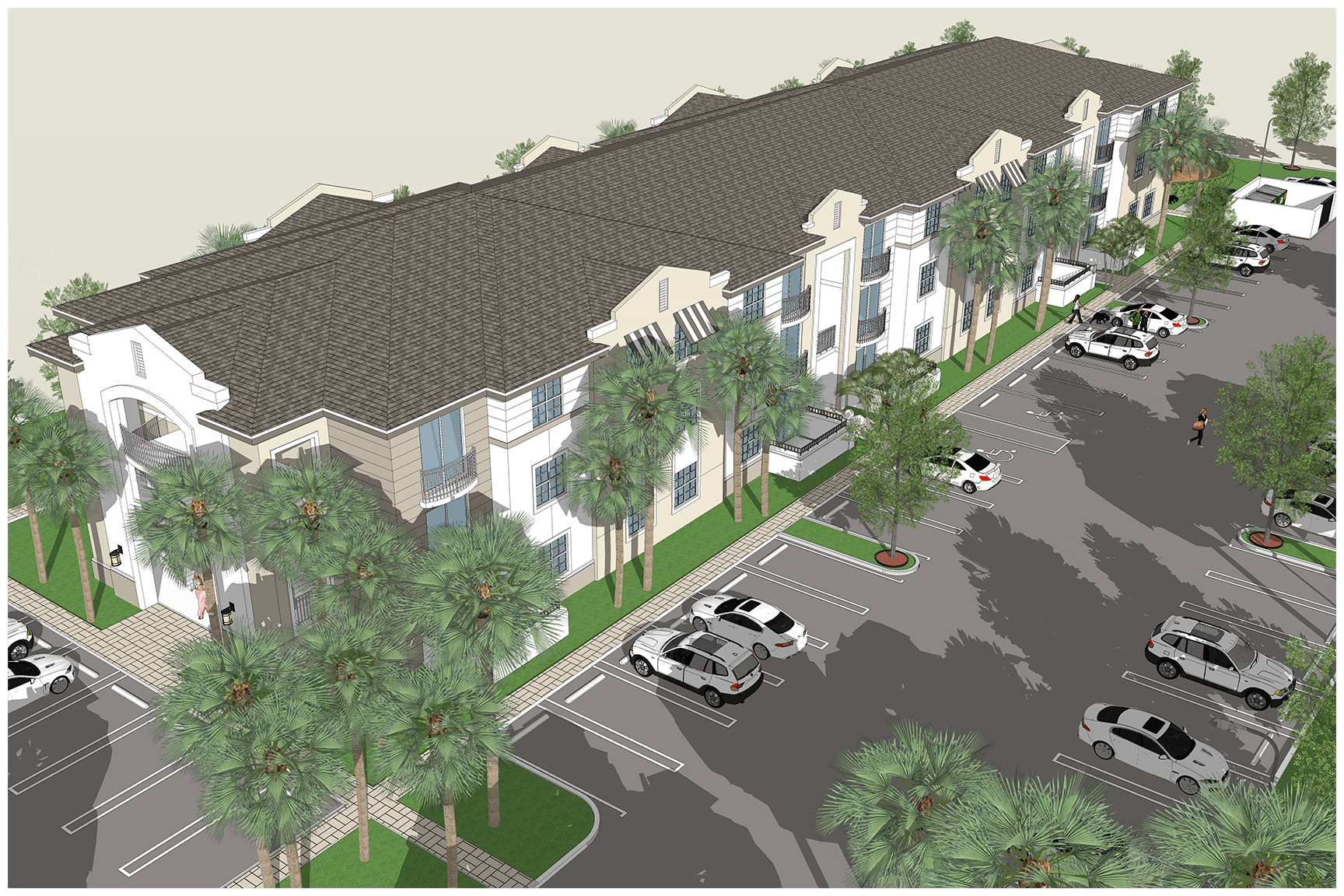 North lauderdale residential modis architects for Architecture firms fort lauderdale