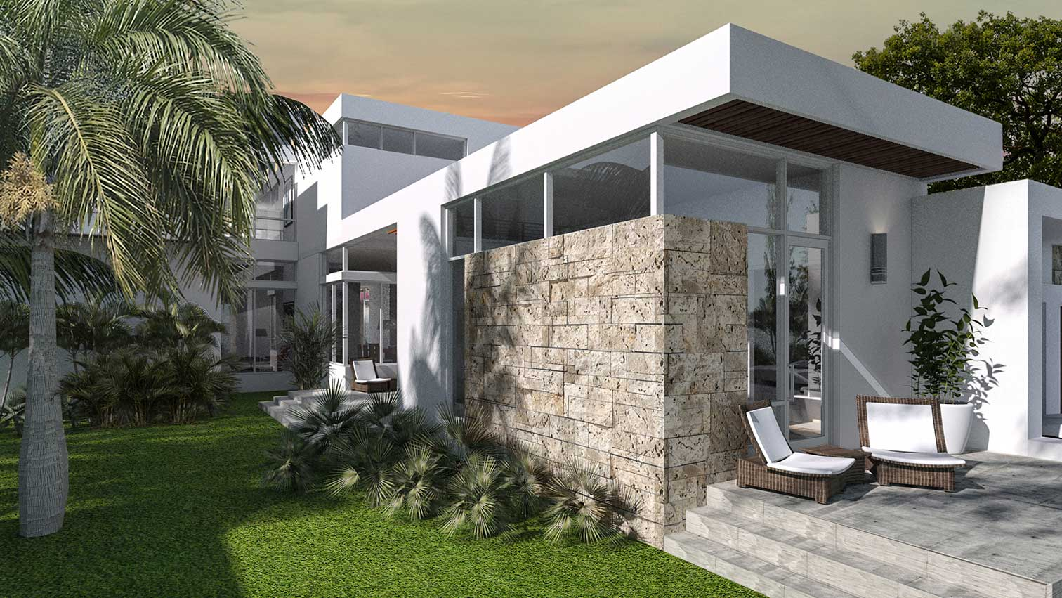 M. De Abreu Residence
