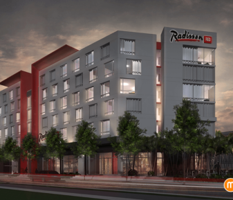 Radisson RED, a hotel-Airbnb hybrid targeting millennials, opening in Miami in 2018