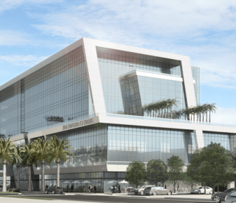 Office condo/retail building proposed near Aventura